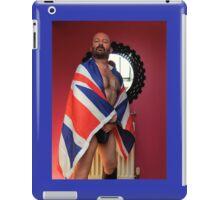 Troy - Troy Britannia iPad Case/Skin