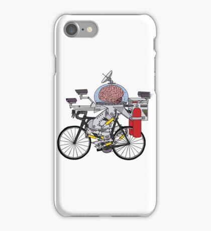 Brain Bike iPhone Case/Skin