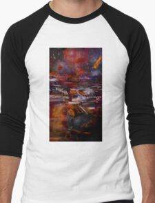 Science Fiction Men's Baseball ¾ T-Shirt