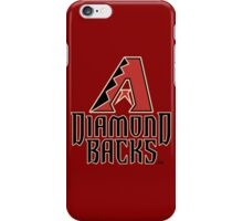 arizoba diamondbacks iPhone Case/Skin