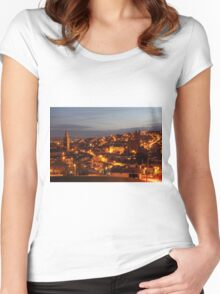 Cork City Women's Fitted Scoop T-Shirt