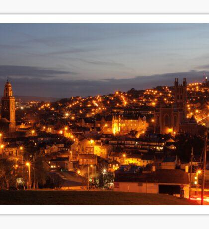 Cork City Sticker