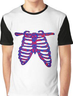 Vintage ribcage Graphic T-Shirt