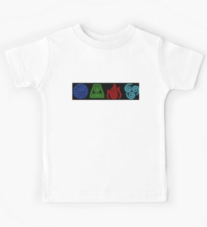 4 Nations Horizontal Kids Tee