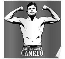 Saul Canelo Alvarez Poster
