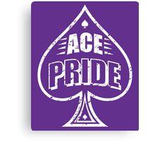 Ace Price LGBTQIA  Canvas Print