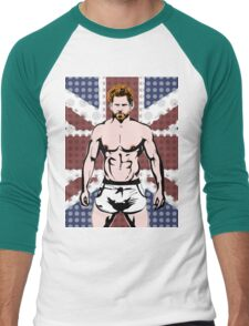 THE PRINCE HARRY (2016) COLLECTION BY MIKESBLISS Men's Baseball ¾ T-Shirt