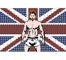 THE PRINCE HARRY (2016) COLLECTION BY MIKESBLISS Photographic Print