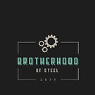 BROTHERHOOD OF STEEL by SallyDiamonds