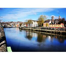 Cork City Photographic Print