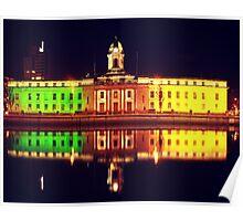 Cork City Hall Poster