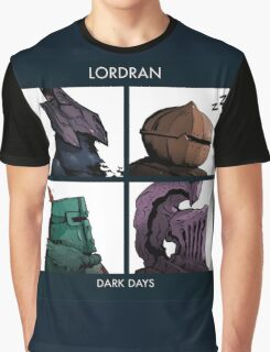 bros of lordran Graphic T-Shirt