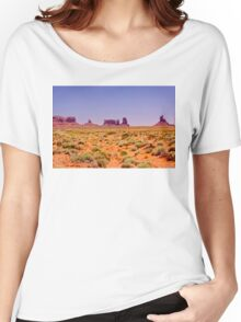 Monument Valley Women's Relaxed Fit T-Shirt