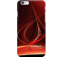 Sailing With The Firewind iPhone Case/Skin