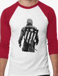 Cap Men's Baseball ¾ T-Shirt