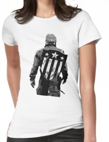 Cap Womens Fitted T-Shirt