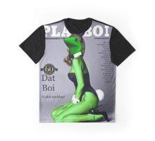 dat boi meme Graphic T-Shirt