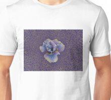 Iris Drawing Meditation Unisex T-Shirt
