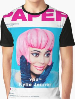 kylie jenner poster Graphic T-Shirt