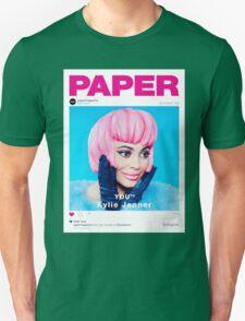 kylie jenner poster Unisex T-Shirt