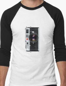 Leica M6 Men's Baseball ¾ T-Shirt