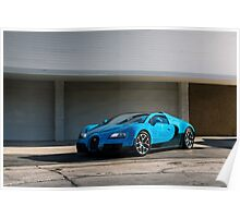 Transformers Bugatti Veyron Poster