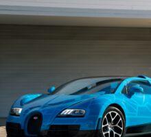 Transformers Bugatti Veyron Sticker