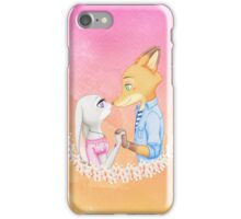 Judy x Nick iPhone Case/Skin