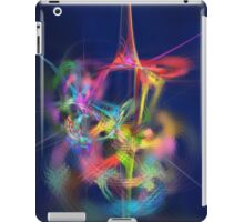 Passion Nectar - Circling The Flower Of Paradise iPad Case/Skin