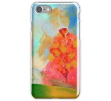 Changing seasons  iPhone Case/Skin