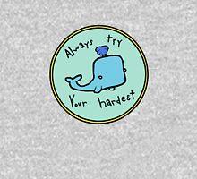 Inspirational Whale Unisex T-Shirt