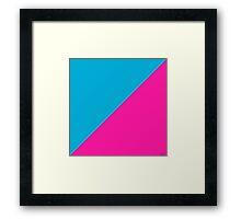 - foundation - Framed Print