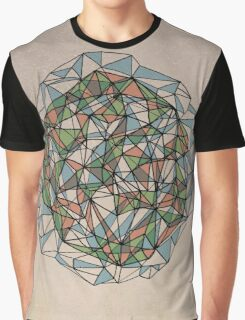 - blue orange green - Graphic T-Shirt