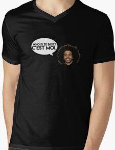 LAFAYETTE Mens V-Neck T-Shirt