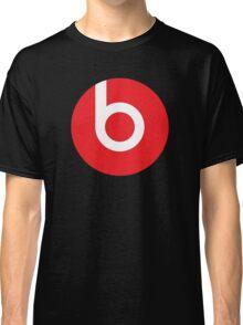 Beats | Logo | Black Background | High Quality!  Classic T-Shirt