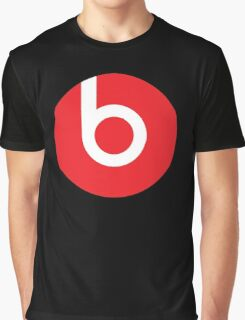 Beats | Logo | Black Background | High Quality!  Graphic T-Shirt