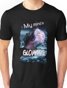 My Mind Is Glowing (Poster & T-Shirt Variation) T-Shirt