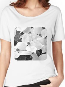 Dogwood Blossoms Women's Relaxed Fit T-Shirt
