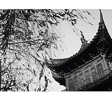 Once Upon A Time In China Photographic Print