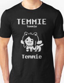 temmie temmi temmie temmie design Unisex T-Shirt