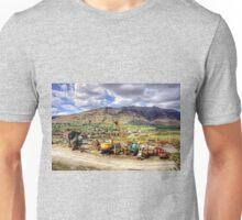 Rusting Dinosaurs Unisex T-Shirt