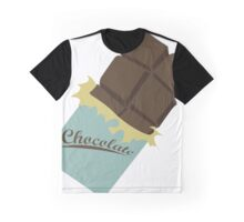 chocolate bar Graphic T-Shirt