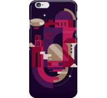 Retrofuturism iPhone Case/Skin