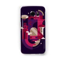 Retrofuturism Samsung Galaxy Case/Skin