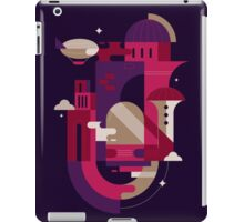 Retrofuturism iPad Case/Skin
