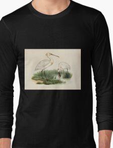 Bilder atlas zur Wissenschaftlich populären Naturgeschichte der Vögel in ihren sämmtlichen Hauptformen Leopold Joseph Fitzinger 1864 143 T-Shirt
