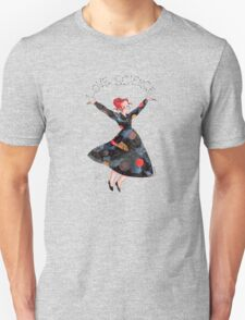 Miss Frizzle loves science Unisex T-Shirt
