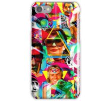 POP ICONS iPhone Case/Skin
