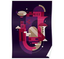 Retrofuturism Poster