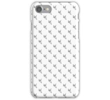 Crane Patterned iPhone Case/Skin